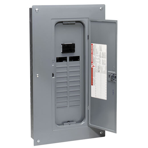 Load Centers & Panel Boxes