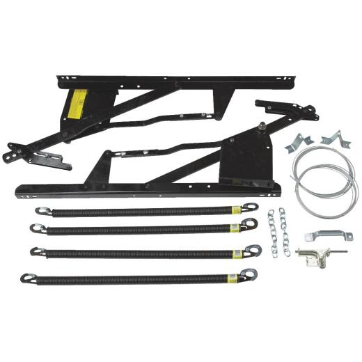 Century Spring Overhead Double Garage Door Jamb Hardware Set