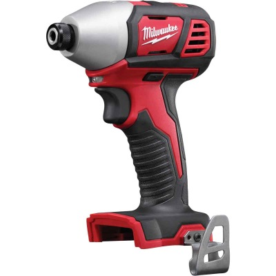 Milwaukee M18 18 Volt Lithium-Ion 1/4 In. Hex Impact Driver (Bare Tool)