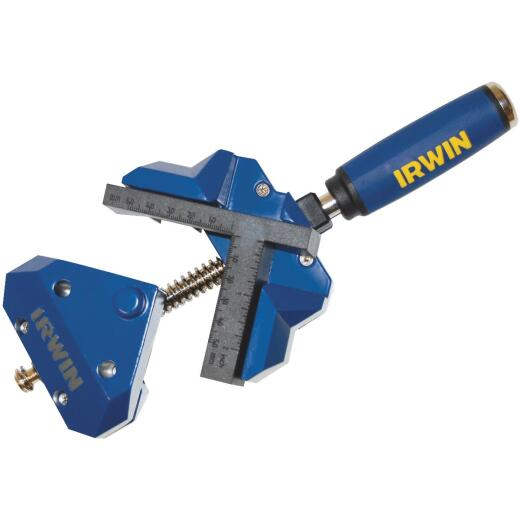 Irwin 3 In. 90 Degree Angle Clamp