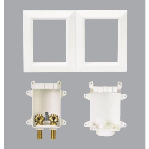Sioux Chief ABS Washing Machine Outlet Box