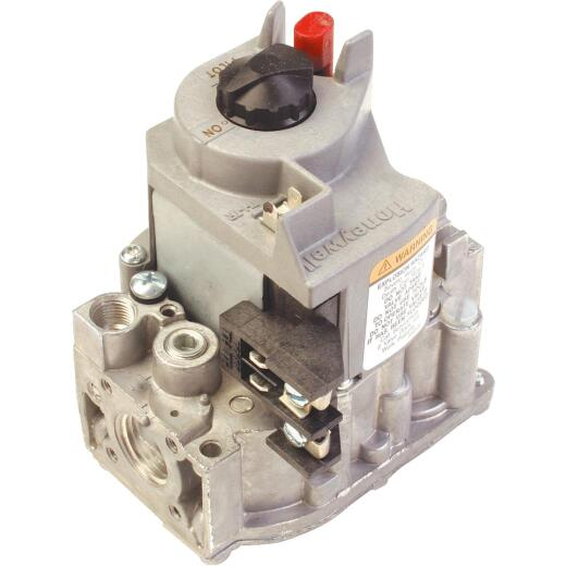 Honeywell 1/2 In. x 1/2 In. Gas Control Valve