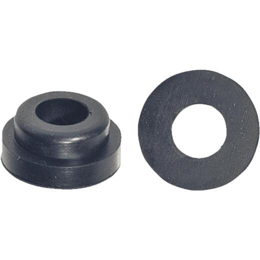 Danco 27/32 In. x 9/32 In. Black Rubber Slip Joint Washer
