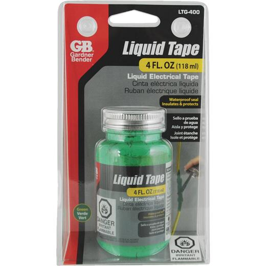 Gardner Bender 4 Oz. Green Electrical Liquid Tape