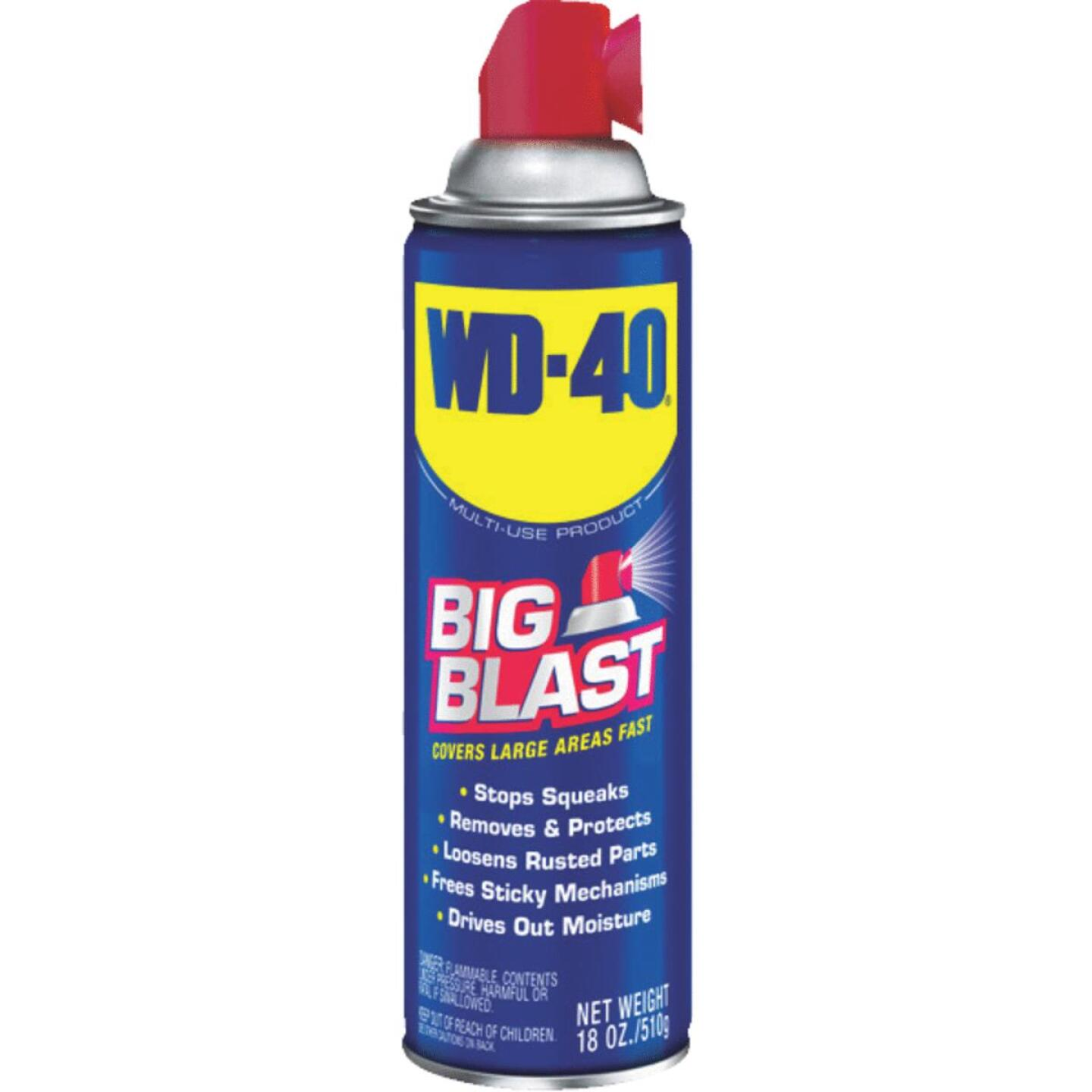 WD-40 Big Blast 18 Oz. Aerosol Multi-Purpose Lubricant Image 1