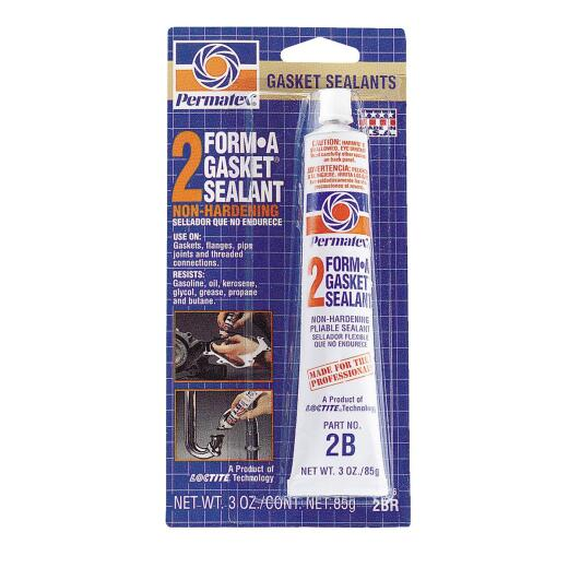 Permatex 3 Oz. No. 2 Form-A-Gasket Sealant