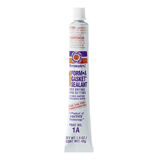 Permatex 1.5 Oz. No. 1 Form-A-Gasket Sealant