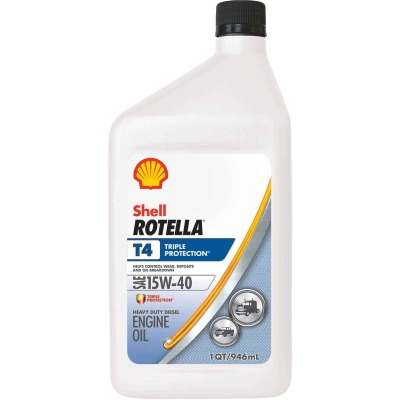 ROTELLA 15W40 Quart Triple Protection Motor Oil