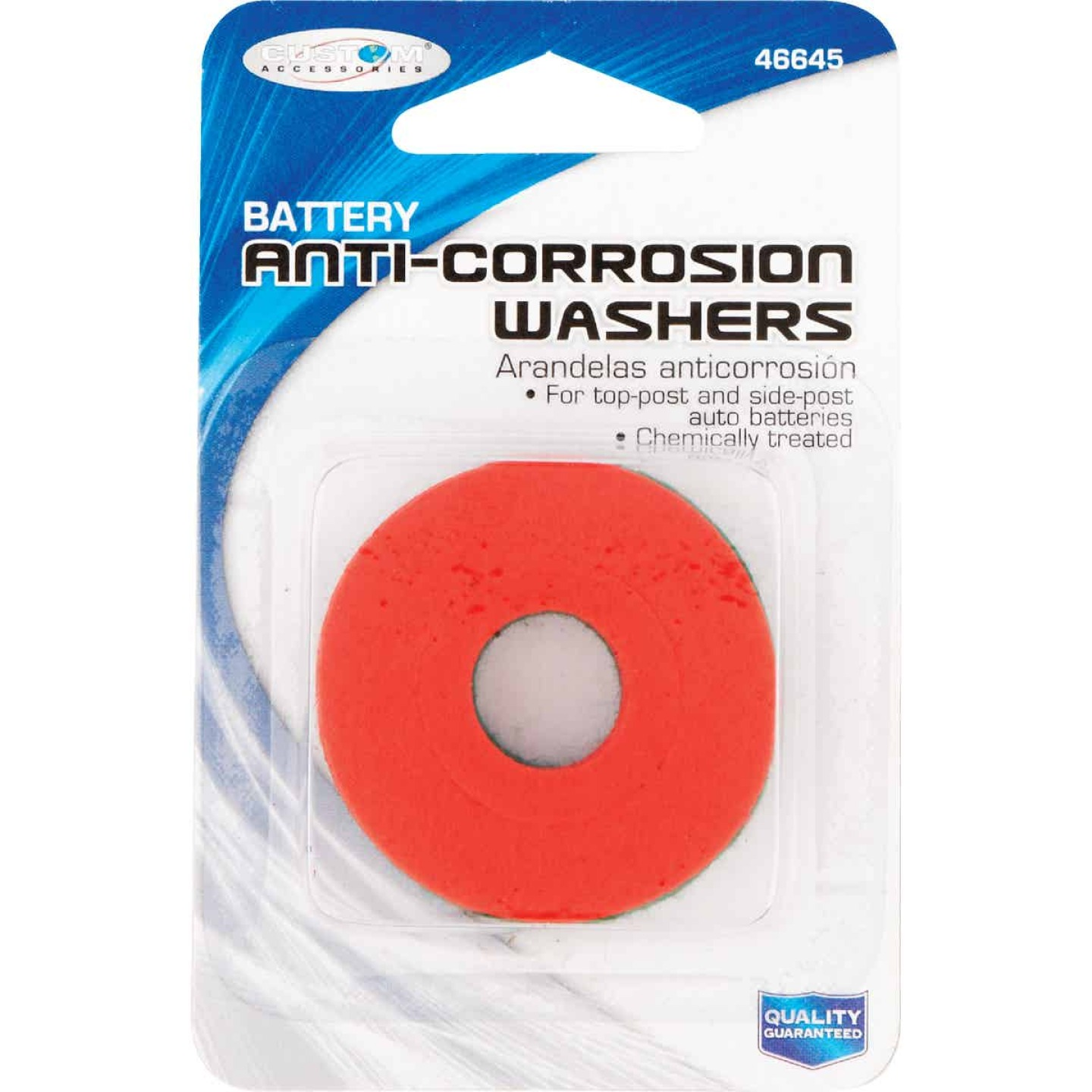 Road Power Battery Terminal Washers (2-Pack) Image 2