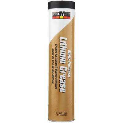 LubriMatic 14 Oz. Cartridge Multi-Purpose Lithium Grease