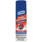 Gunk 19 Oz. Aerosol Chlorinated Brake Parts Cleaner Image 1