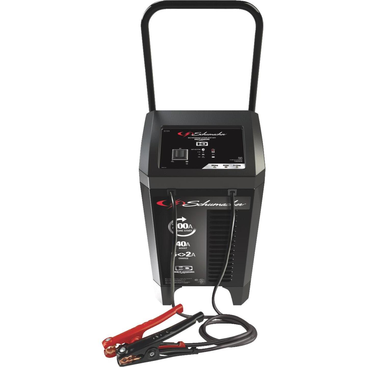 Schumacher 200 Amp Automatic Battery Charger Image 1