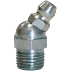 "Plews Lubrimatic 45 Deg, Short 1/8"" Grease Fitting Image 1"