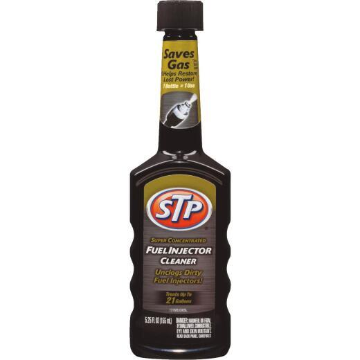 STP 5.25 Fl. Oz. Fuel Injector Fuel System Cleaner