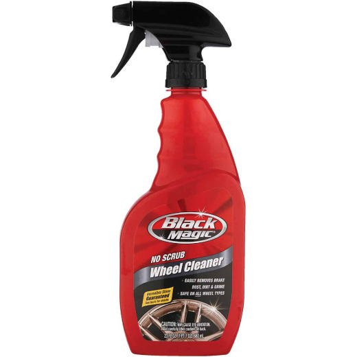 Black Magic 23 Oz. Trigger Spray Wheel Cleaner