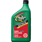 Quaker State 10W30 Quart High Mileage Synthetic Blend Motor Oil Image 1