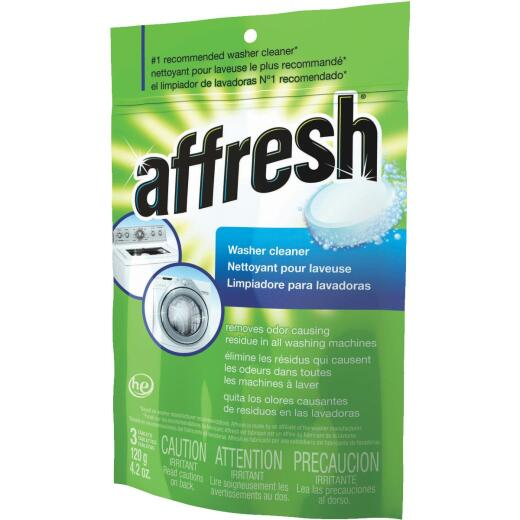Affresh Washing Machine Cleaner (3-Count)