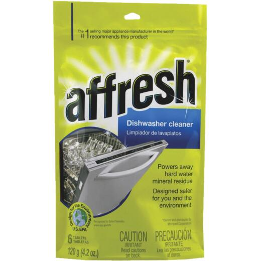 Affresh Dishwasher Cleaner (6-Count)