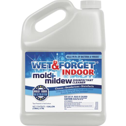 Wet & Forget 128 Oz. Mold & Mildew Cleaner