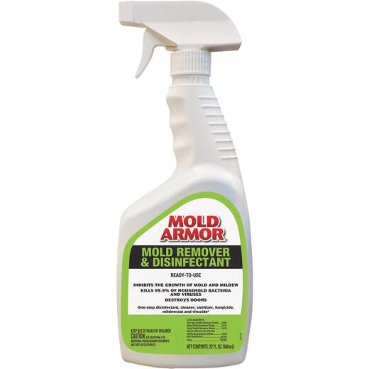 Mold Armor 32 Oz. Mold Remover and Disinfectant
