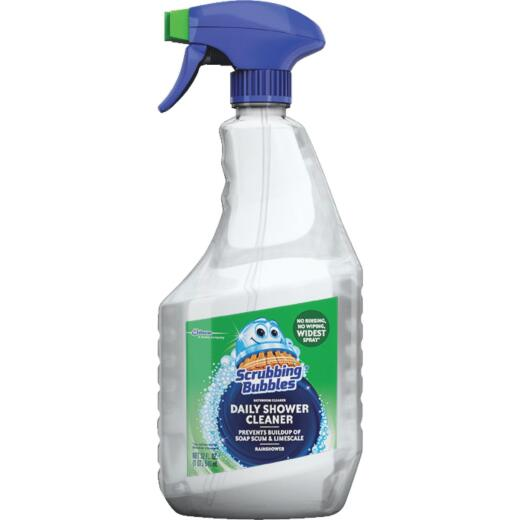 Scrubbing Bubbles 32 Oz. Daily Shower Cleaner