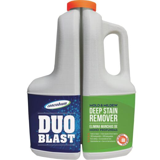 Concrobium 1 Gal. Duo Blast Mold & Mildew Deep Stain Remover