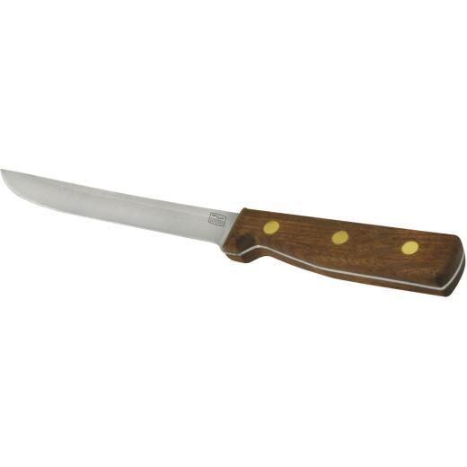 Chicago Cutlery Walnut Traditions 6 In. Taper Grind Kitchen Utility Knife