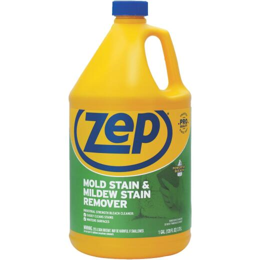 Zep 1 Gal. Mold & Mildew Stain Remover