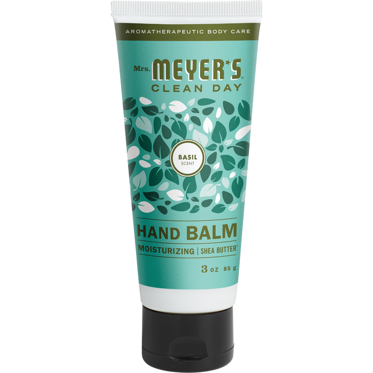 Mrs. Meyer's Clean Day 3 Oz. Basil Hand Balm Image 1