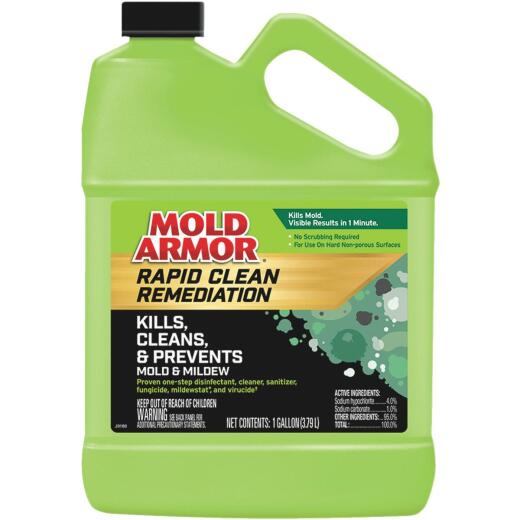 Mold Armor Rapid Clean Remediation 1 Gal. Mold Remover