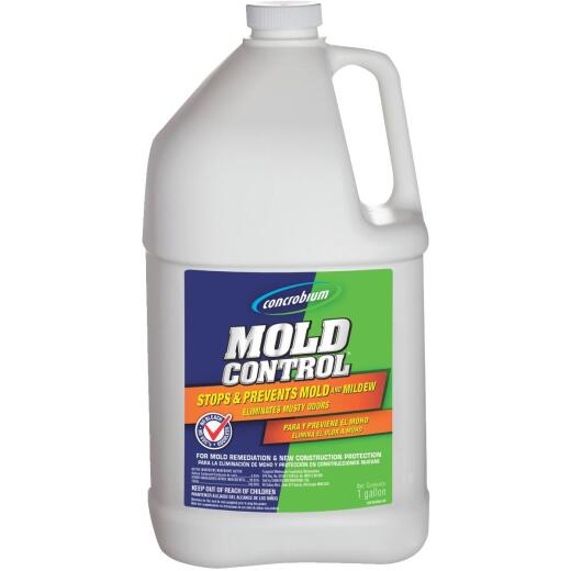 Concrobium Mold Control 1 Gal. Stops & Prevents Mold & Mildew Inhibitor - California