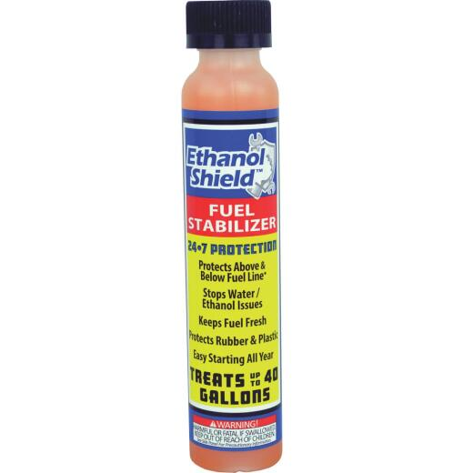 B3C Fuel Solutions 4 Fl. Oz. Ethanol Shield Gas Treatment and Stabilizer