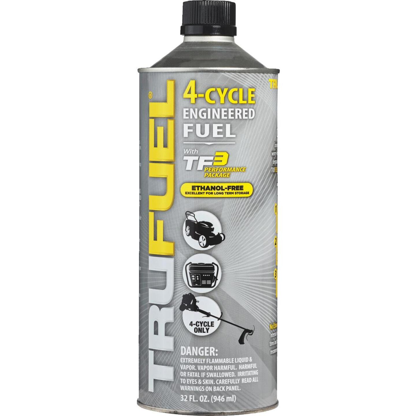 TruFuel 32 Oz. Ethanol-Free Small Engine 4-Cycle Fuel Image 1