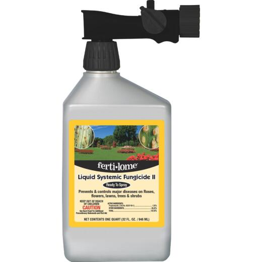 Fertilome 32 Oz. Ready To Spray Hose End Liquid Systemic Fungicide