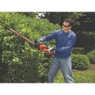 Black & Decker 24 In. 40V Lithium Ion Cordless Hedge Trimmer Image 5
