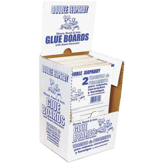 JT Eaton Double Jeopardy Glue Mouse Trap (1-Pack)