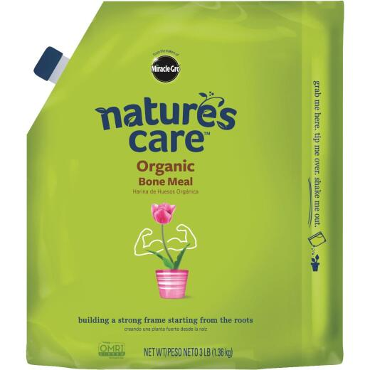 Miracle-Gro Nature's Care 3 Lb. Bone Meal