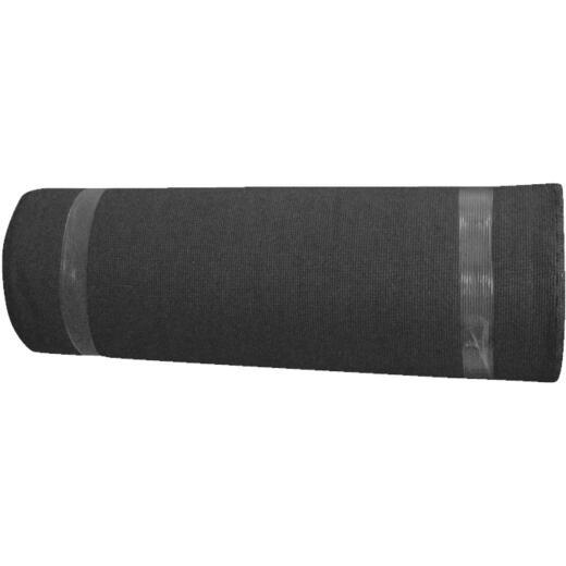 Coolaroo 6 Ft. W. x 100 Ft. L. Black 50% UV Sun Screen Fabric