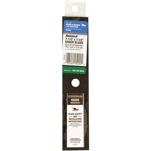 Arnold 7-1/2 In. Replacement Edger Blade
