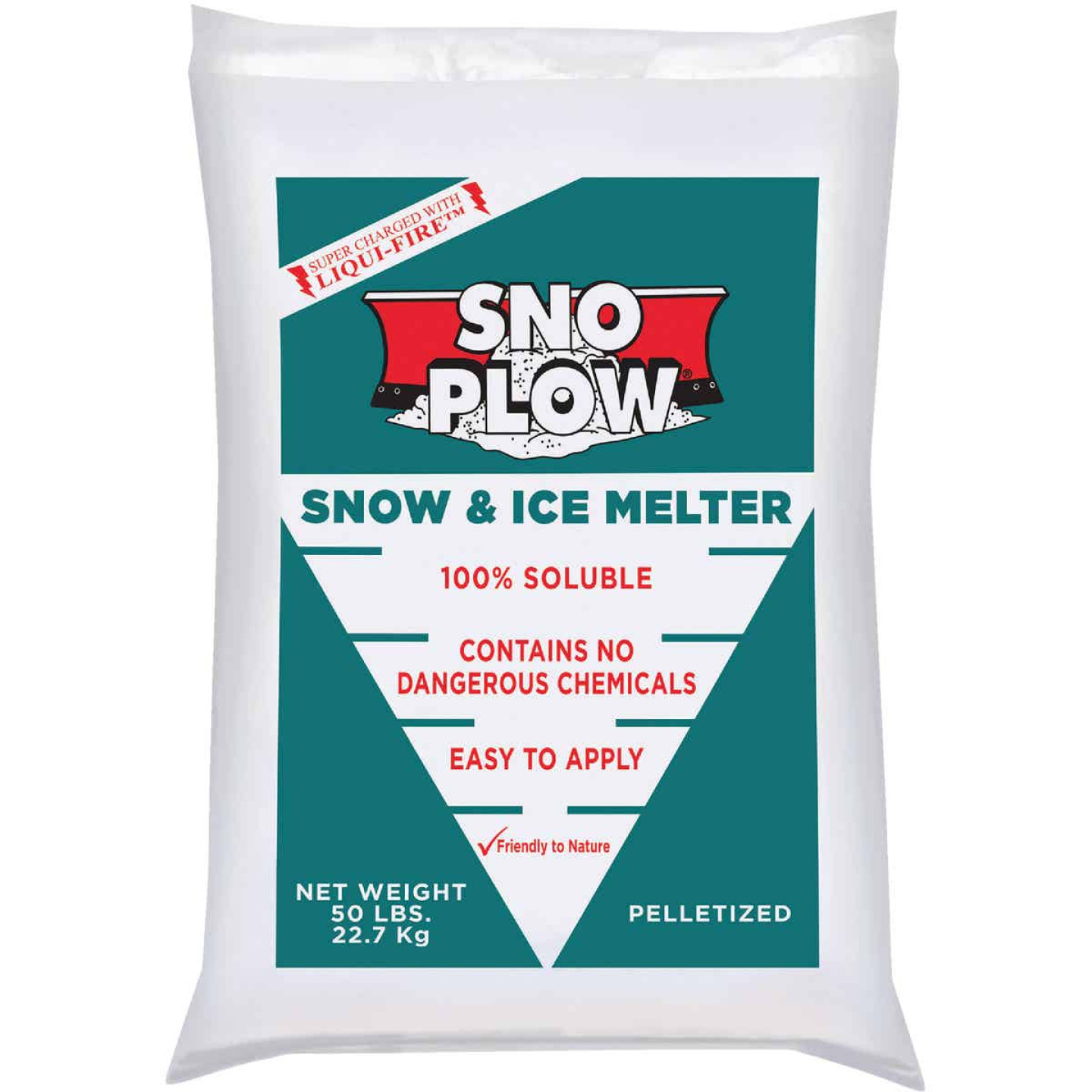 Sno Plow 50 Lb. Ice Melt Pellets Image 1