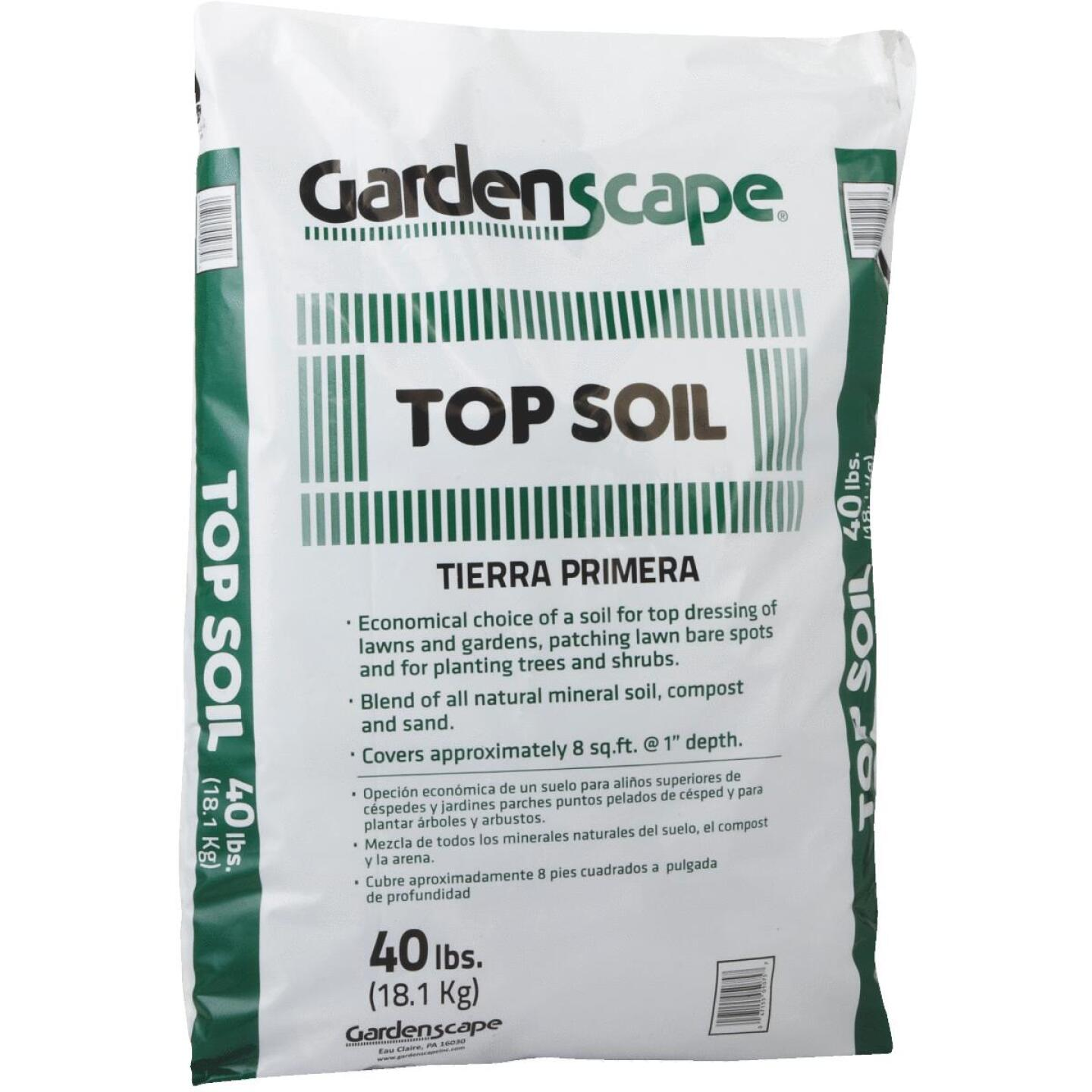 Gardenscape 40 Lb. All Purpose Top Soil Image 3
