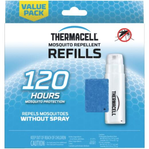 Thermacell 12 Hr. Mosquito Repellent Refill (10-Pack)