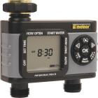 Melnor Hydrologic Electronic 2-Zone Day Specific Programmable Water Timer Image 1