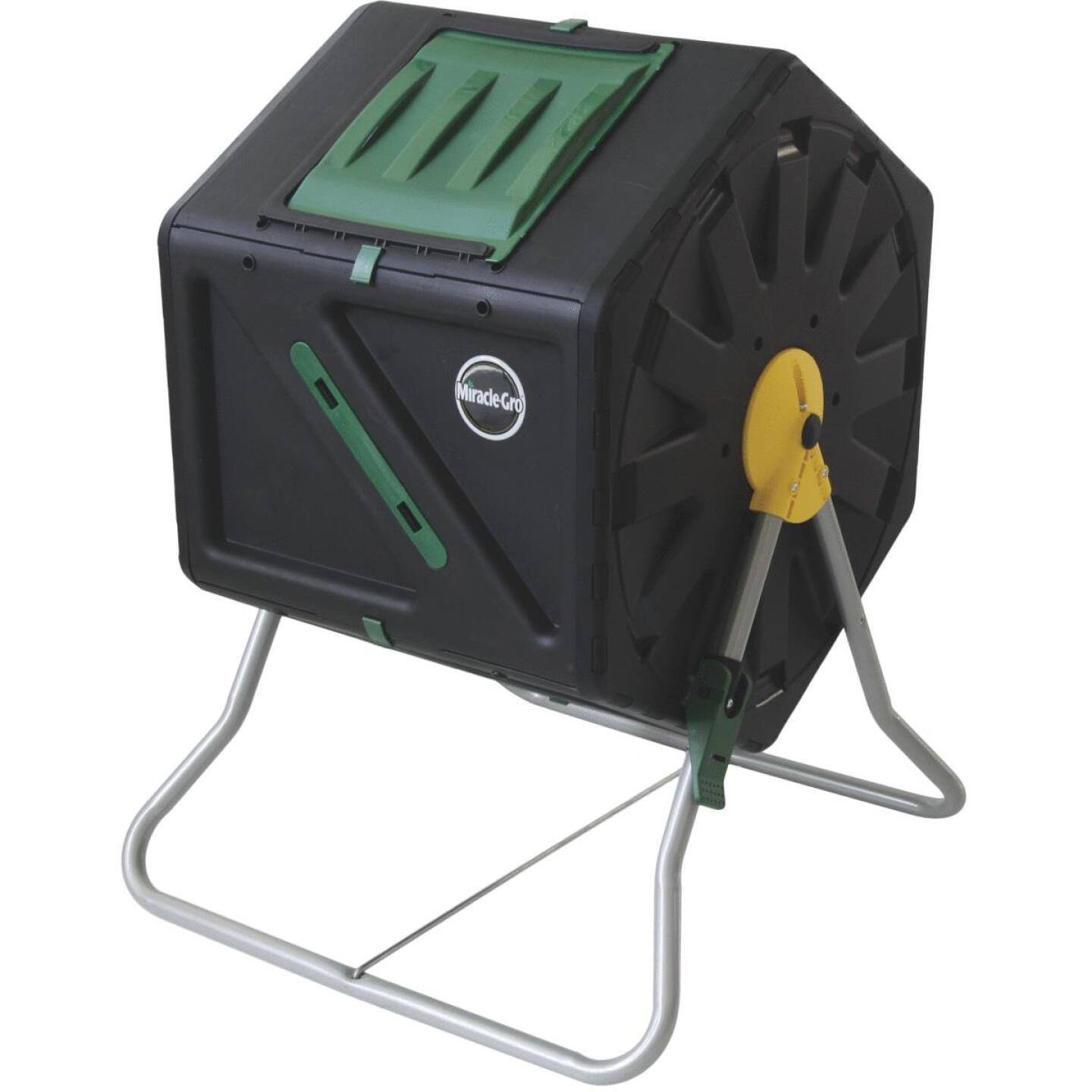 Miracle-Gro Tumbling Composter (28-Gallon) Image 1