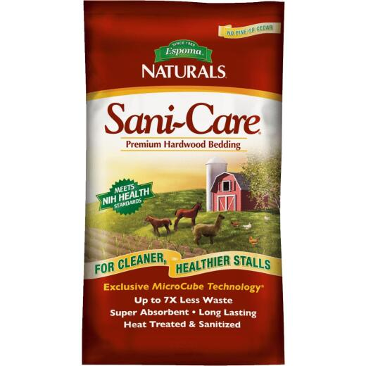 Espoma Naturals Sani-Care 1.7 Cu. Ft. Granular Hardwood Large Animal Bedding