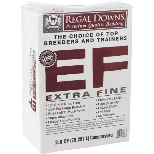 Regal Downs 2.5 Cu. Ft. Extra Fine Bedding Stall Shavings