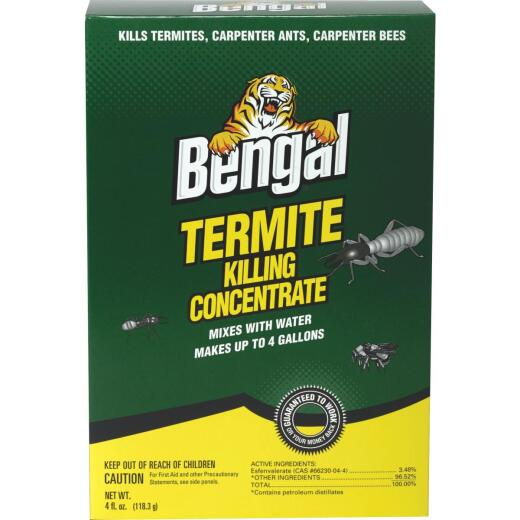Bengal 4 Oz. Termite Killer Concentrate