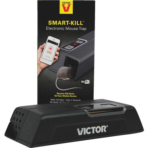 Victor Smart-Kill Battery Operated Electronic Mouse Trap