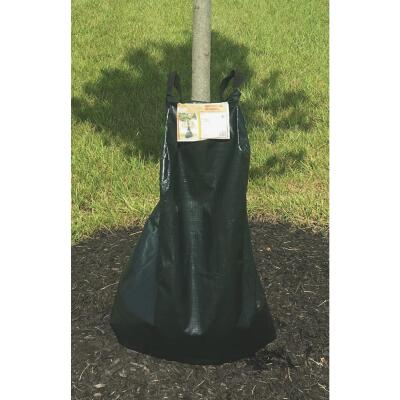 Oak Hill Unlimited Around the Home and Farm 20 Gal. Green Polyethylene Tree Watering Bag
