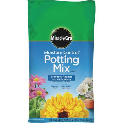 Miracle-Gro Moisture Control 1 Cu. Ft. Indoor & Outdoor Potting Soil
